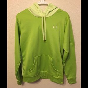 Under Armour Hoodie - Two toned.